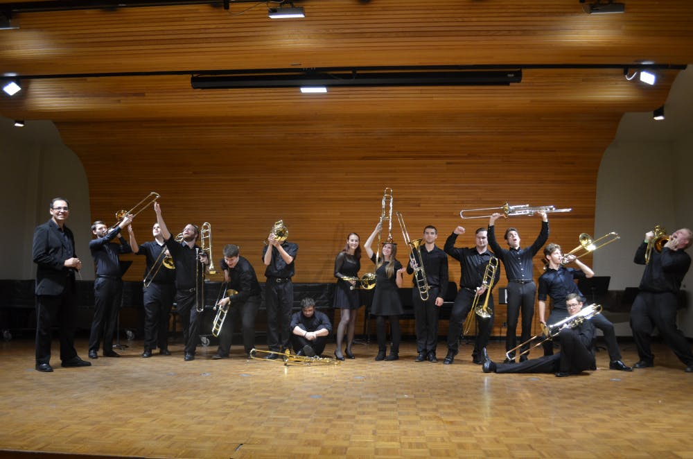OU Trombone Day to show beauty of instrument beyond stereotypes
