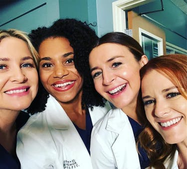 Two major characters are leaving 'Grey's Anatomy.' (photo via @greysabc Instagram)