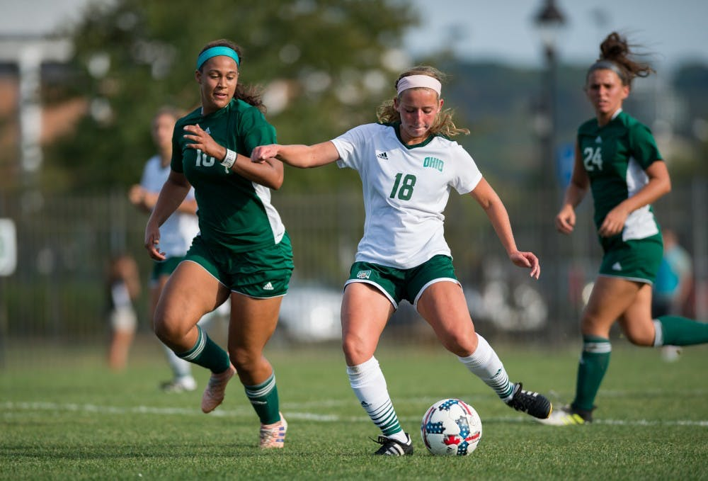 Soccer: Bobcats back on road this weekend, travel to Western Michigan and Northern Illinois
