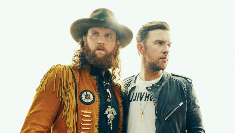 Brothers Osborne and Christian Lopez rock MemAud