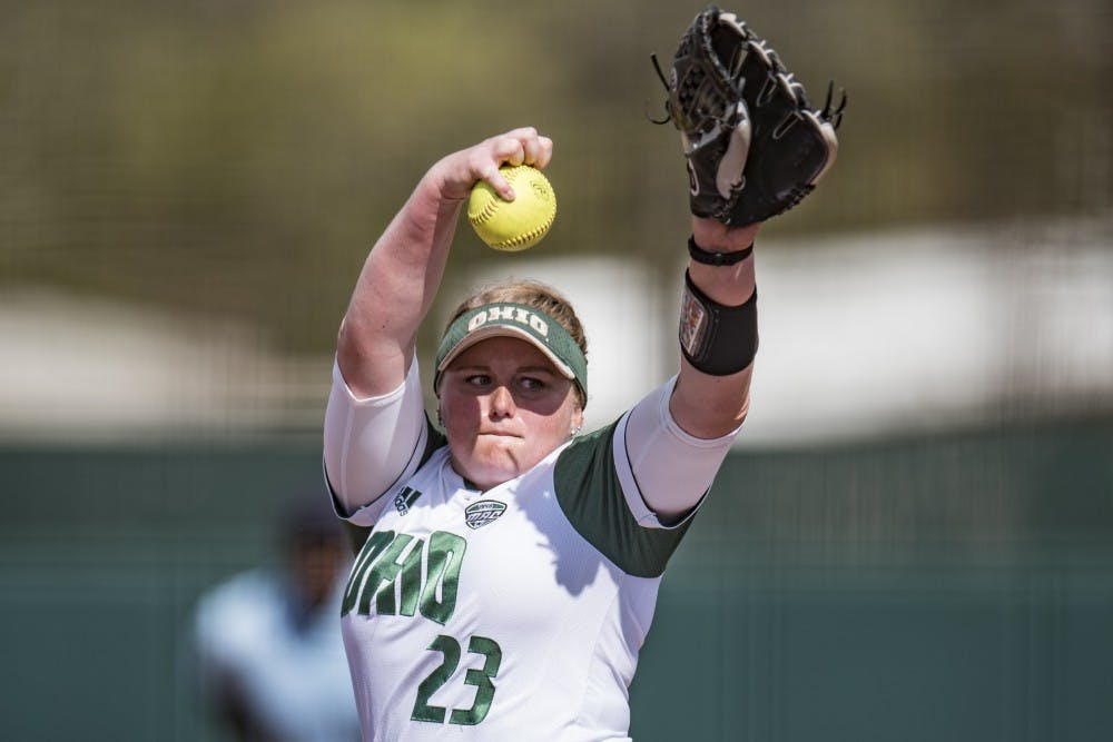 Softball: Ohio to play in Knoxville Regional