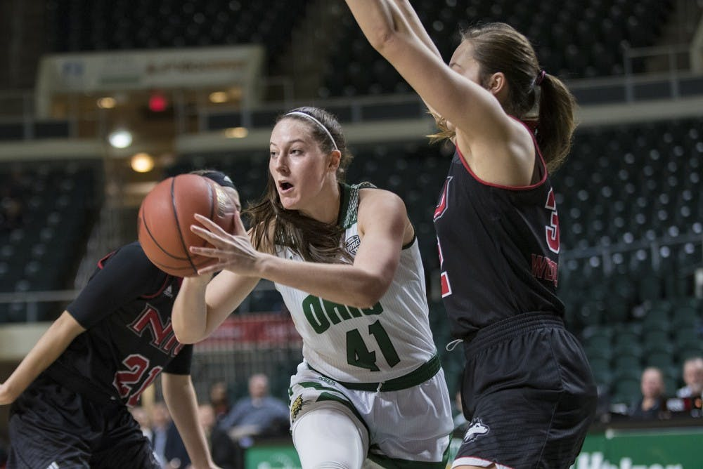Women's Basketball: Ohio will come off bye week with hands full against Ball State