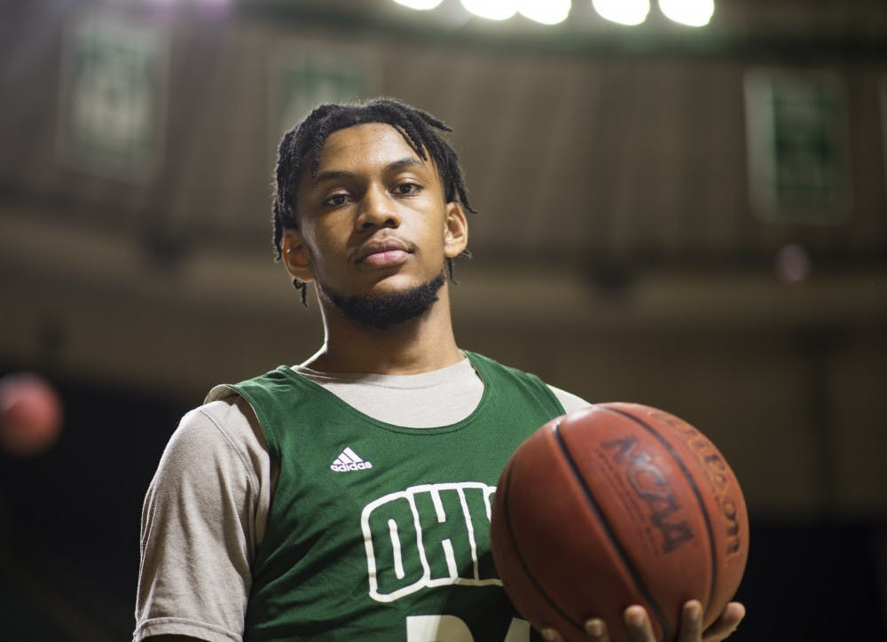 Mike Laster's lead by example role on the Bobcats has earned respect