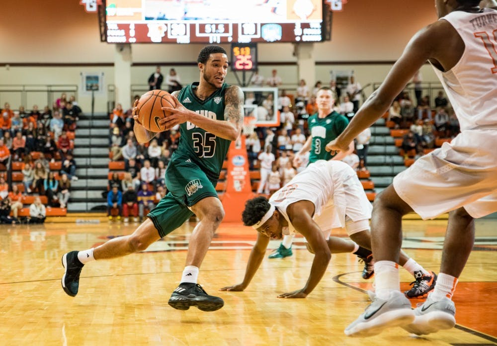 Men's Basketball: Injuries continue to pile up, plague Ohio in loss to Bowling Green