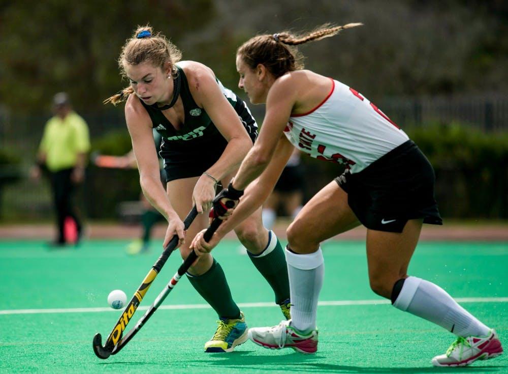 Field Hockey: Losing streak could end this weekend in North Carolina