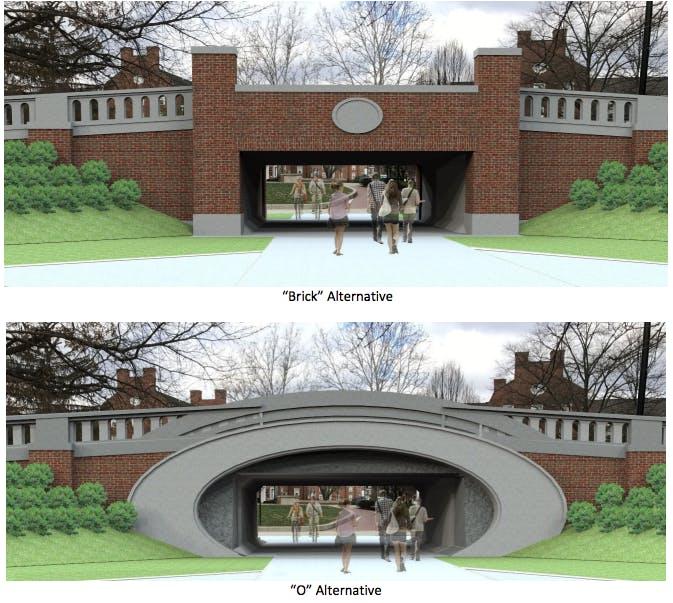 Richland Avenue pedestrian tunnel to cost $2.1 million