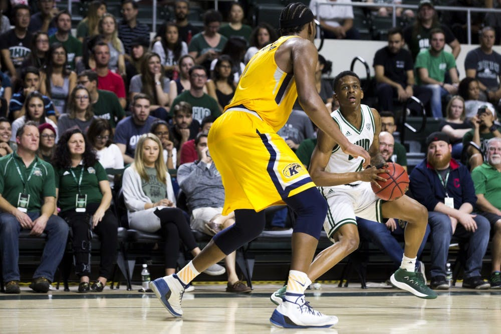 Men's Basketball: Ohio's offense looks to be hitting stride at right time