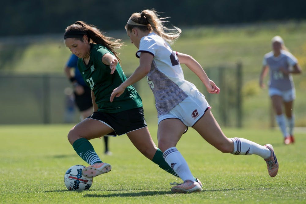 Soccer: Bobcats sit on the bubble heading into final two home games