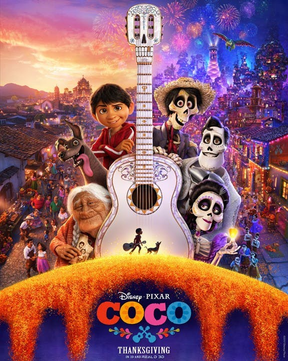 Cinema and Syntax: Disney/Pixar's 'Coco' is one of the most important movies of 2017