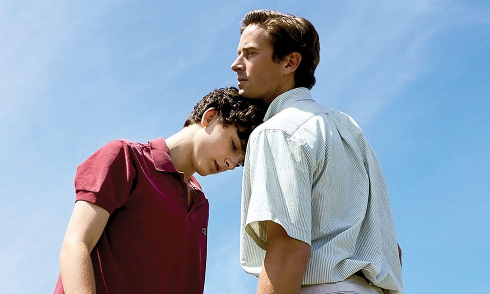 'Call Me By Your Name' screening will examine LGBT and Jewish identities