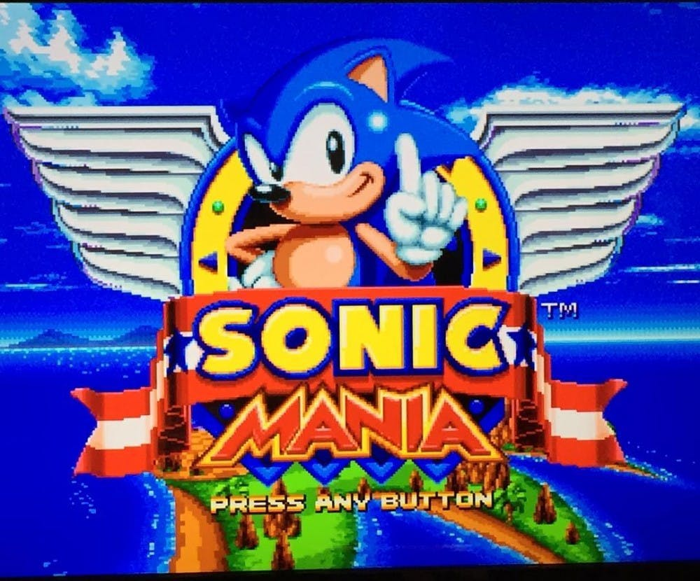 Video Game Review: 'Sonic Mania' is retro revival