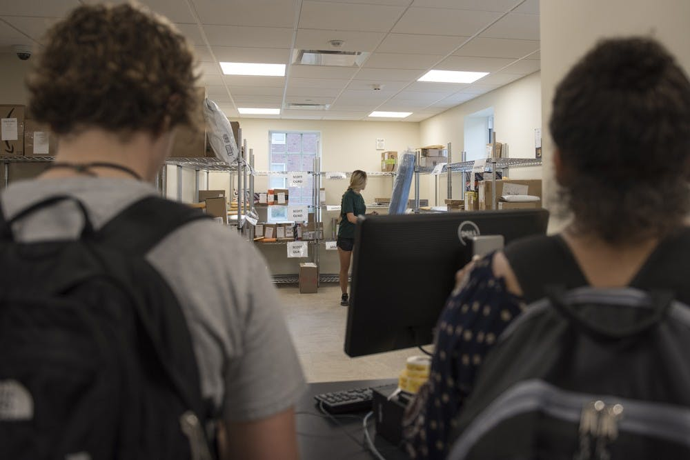 Students worry new campus mail centers could cause inconvenience