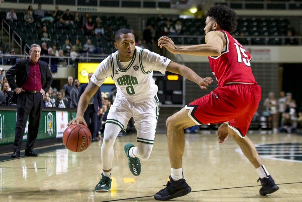 Men's Basketball: Three things from Ohio's 70-69 loss at Kent State