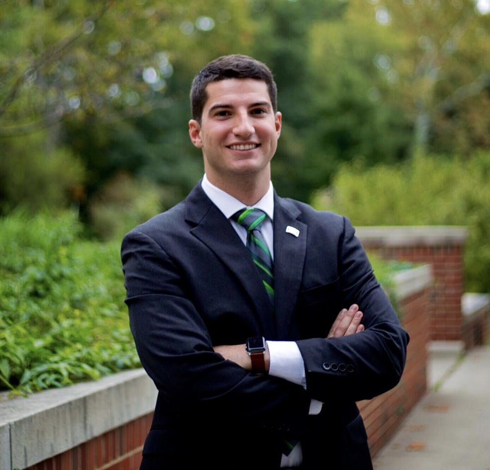 Former OU College Democrats VP runs for president at state level