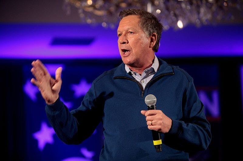 Three clues as to why John Kasich is fed up with the GOP