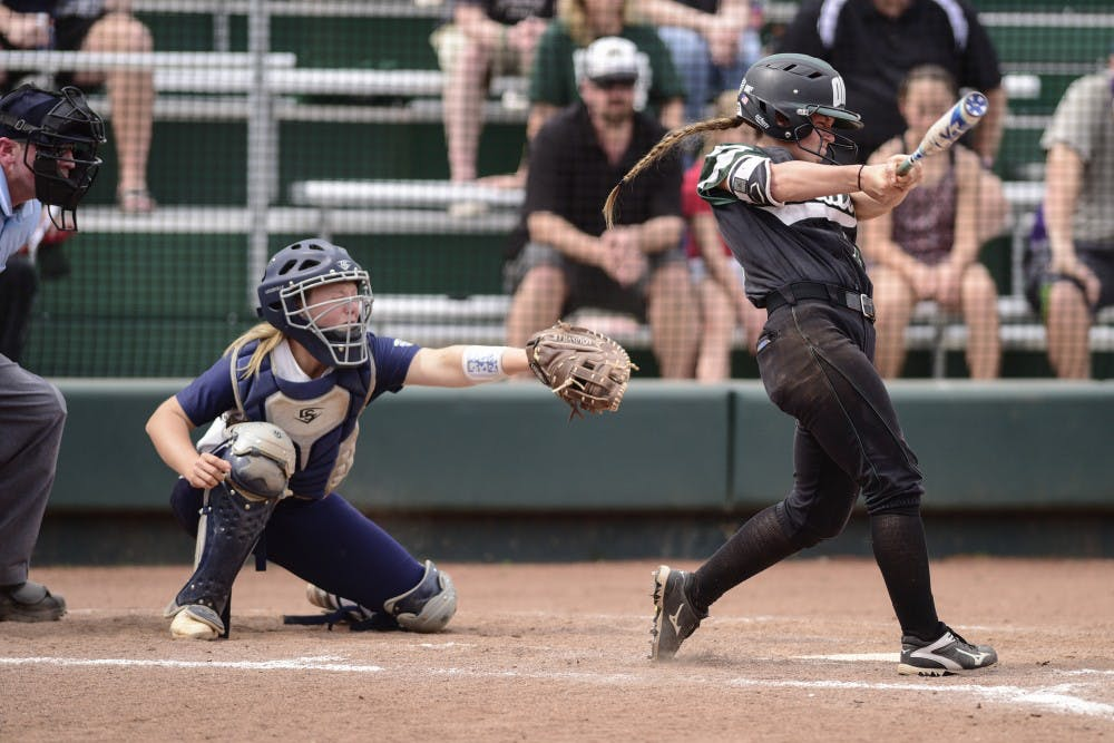 Softball: Bobcats to play first home game against Central Michigan