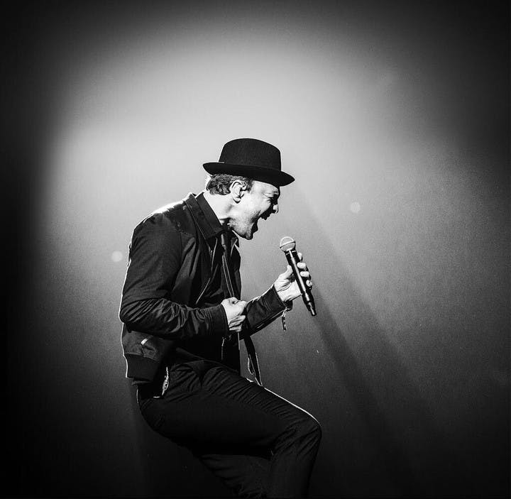 Gavin DeGraw to bring stripped-down hits to MemAud