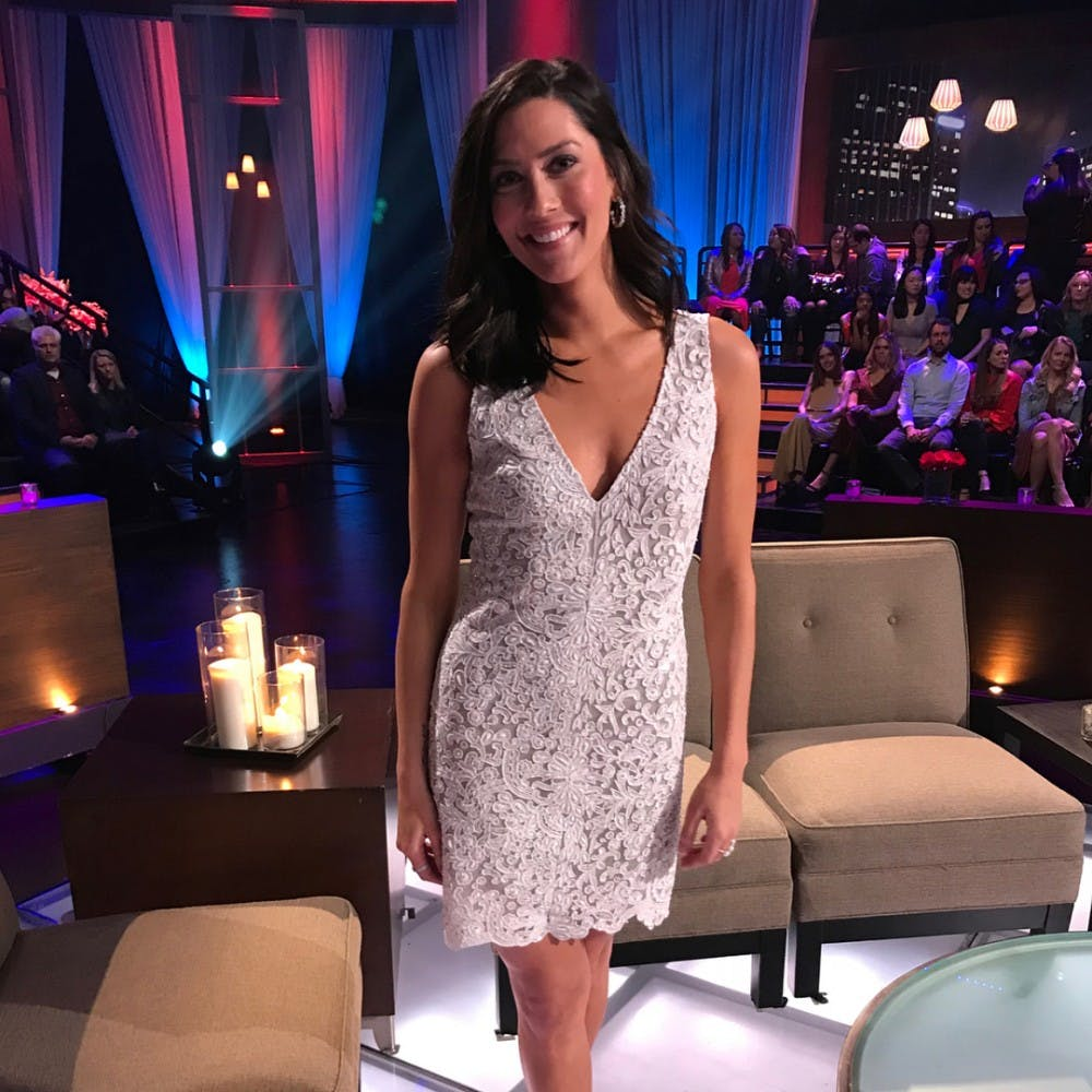 Arie's ex-fiance is the next Bachelorette — and her season has already begun