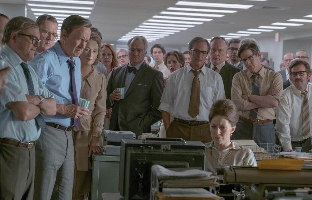 Film Review: 'The Post' is more than a journalism movie