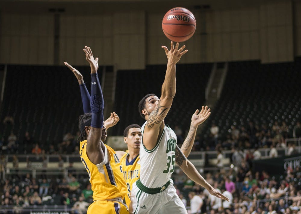 Men's Basketball: Ohio wins back-to-back games for the first time in 2018 with win over Kent State