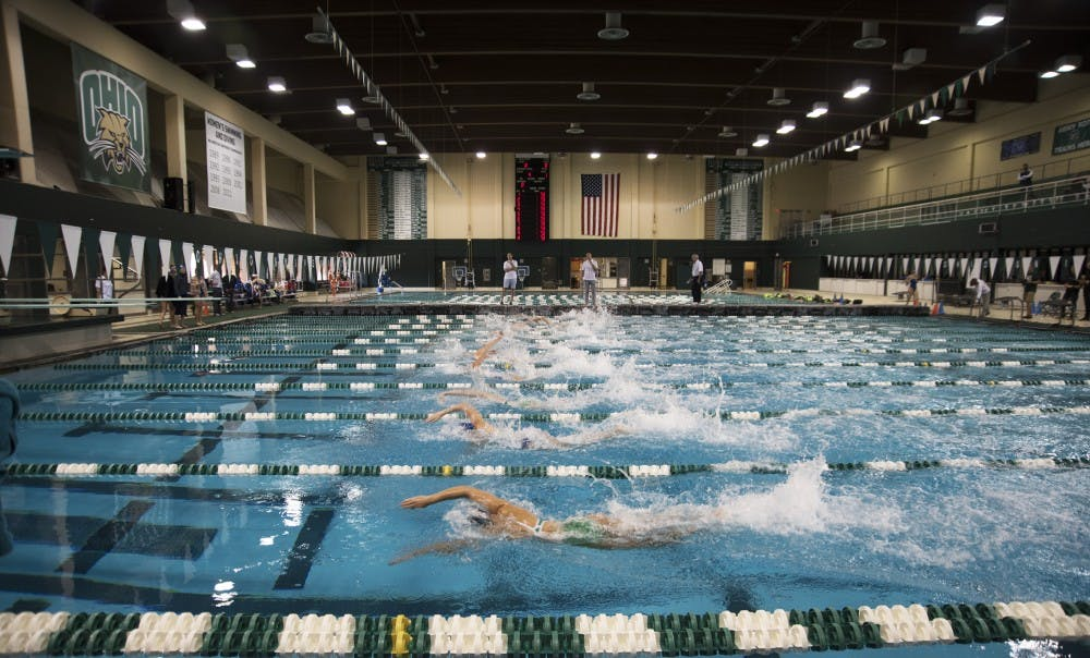 Swim & Dive: Times dropped as competition improved at TYR Invite