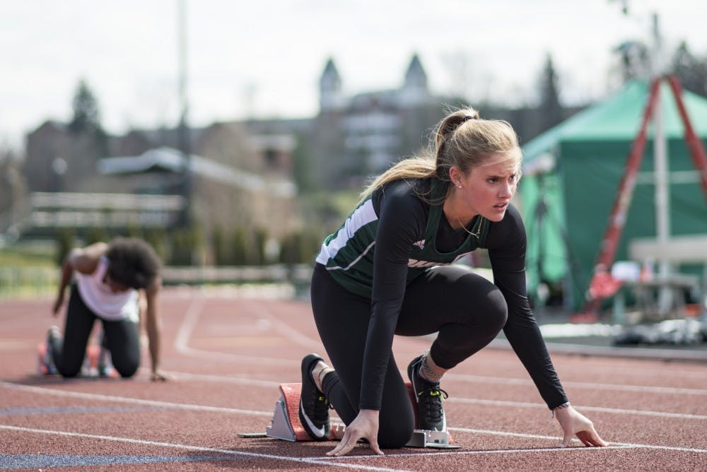Track & Field: Throwers power Ohio to 11 top-five finishes at Charlotte Invitational