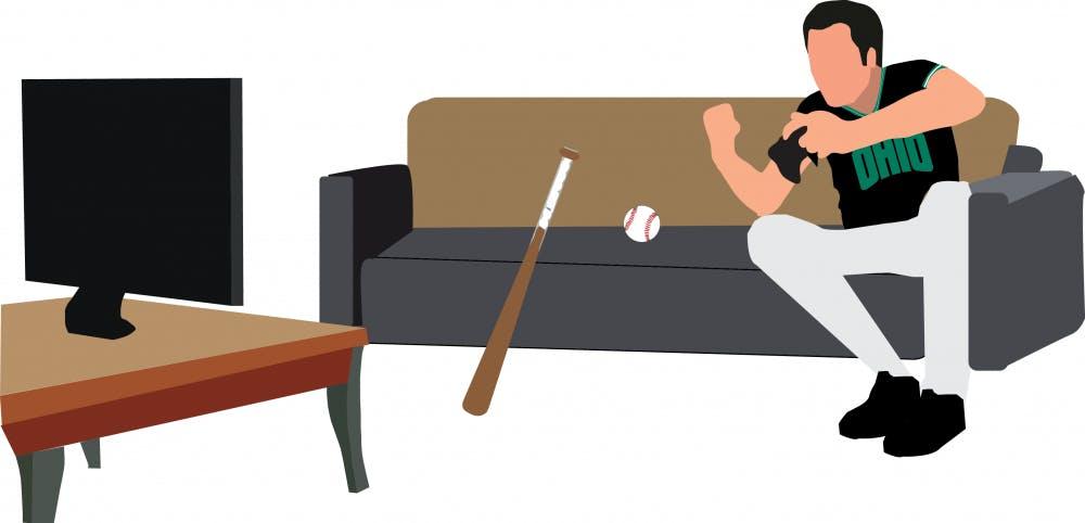 Baseball: When coaches become players — Ohio's 'Fortnite' craze