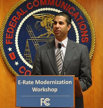 The FCC voted to revoke net neutrality laws on Thursday. (photo via Wikimedia Commons user	Federal Communications Commission)