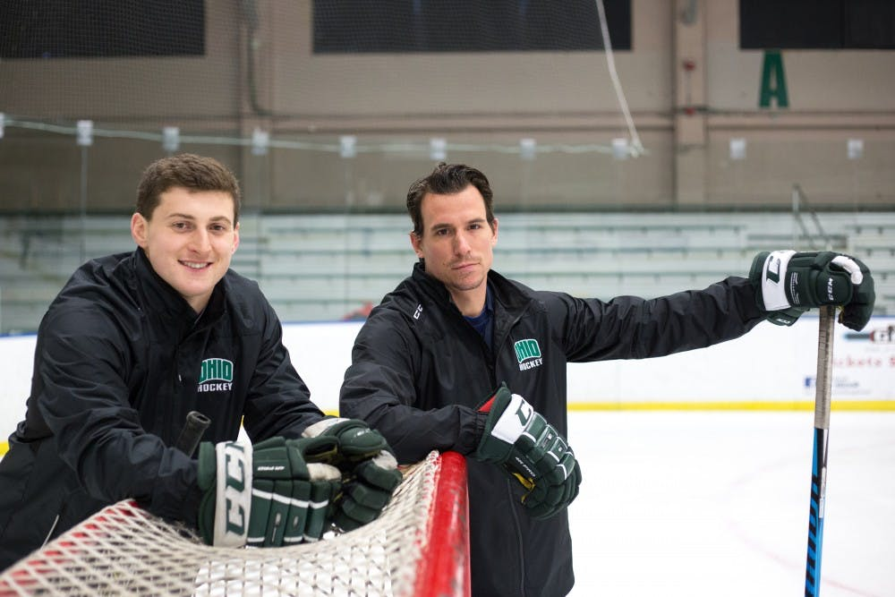 Hockey: Players-turned-coaches get start at Ohio