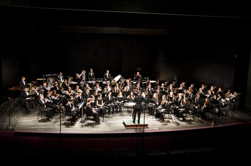 Symphony orchestra celebrates 100th anniversary, president Nellis' inauguration