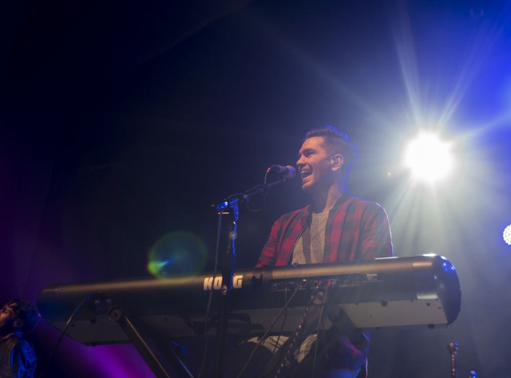 Q&A: Andy Grammer talks extensive songwriting method, streaming on Spotify