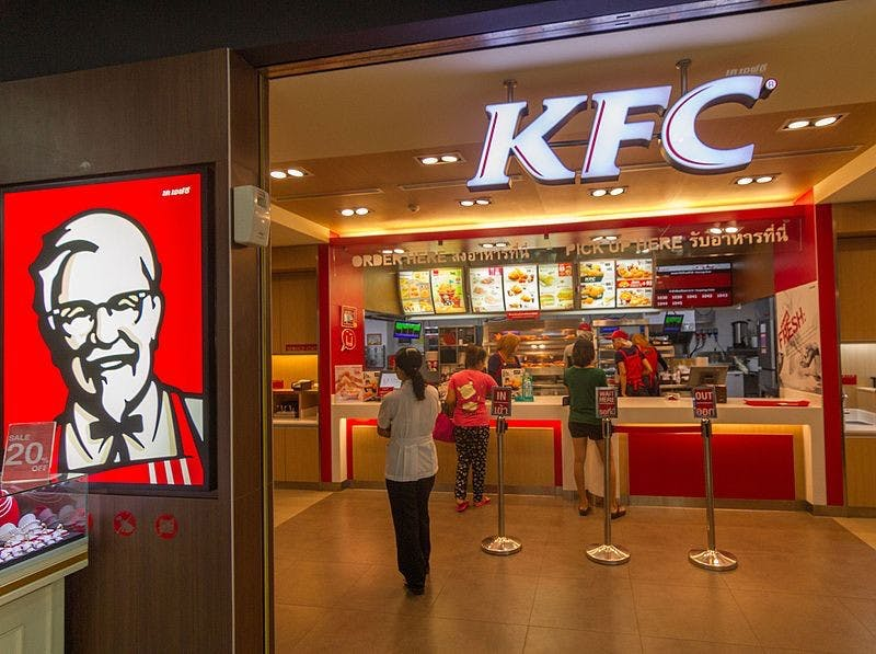 Fun News Friday: KFC chicken shortage in UK; in-flight farts cause a fight