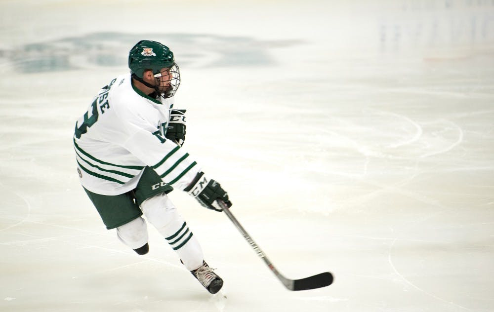 Hockey: Ohio looks to find consistency in its power play