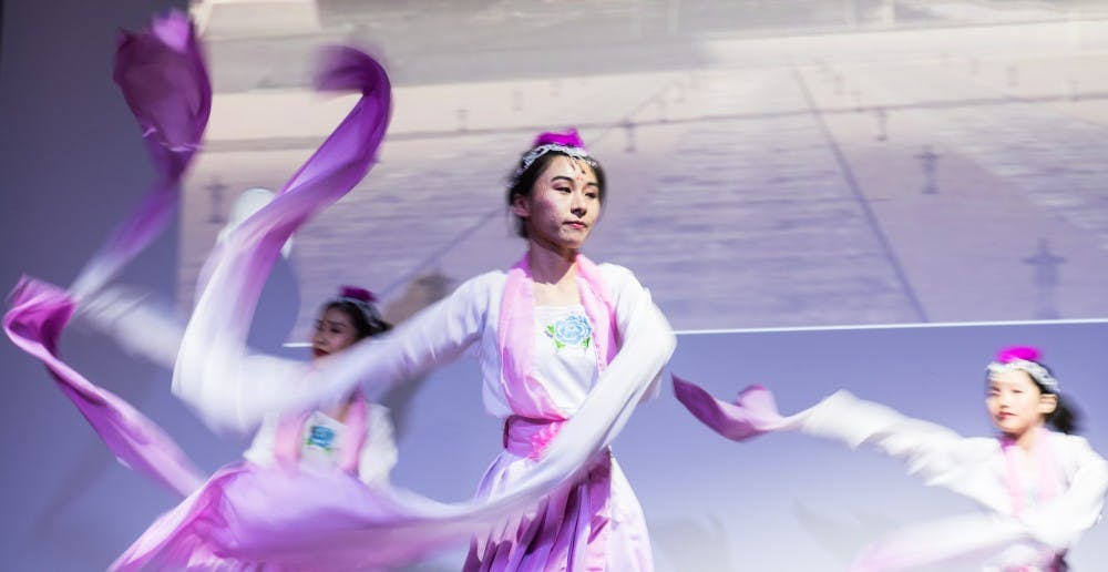 Chinese New Year celebration brings music and food to OU