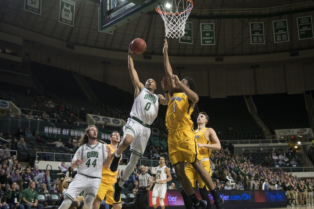 Men's Basketball: Ohio's sluggish start to conference play continues in 91-57 blowout loss to Toledo