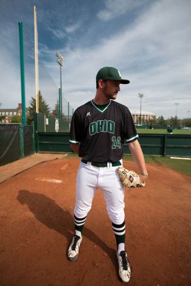 Baseball: Roehn breaks Ohio's career saves record in Saturday's win