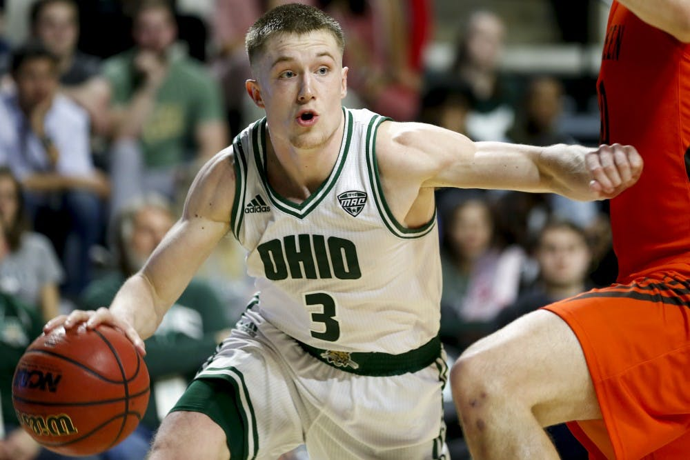 Men's Basketball: Ohio heads to Miami with potential rematch on the horizon