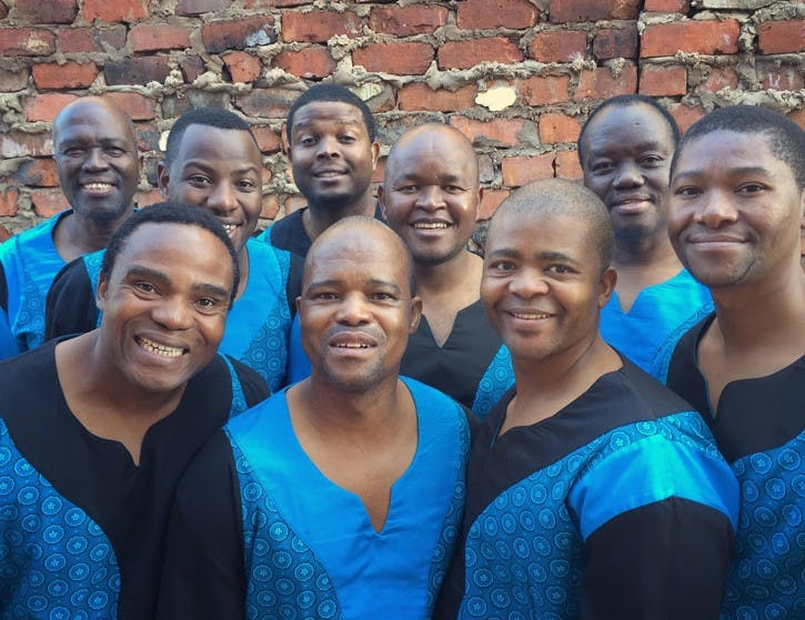 Five-time Grammy-winning group Ladysmith Black Mambazo returns to OU