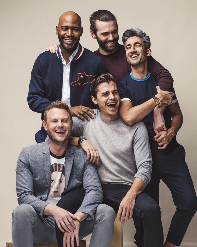 5 reasons why everyone should watch 'Queer Eye'