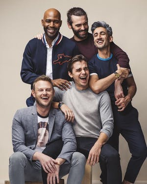 Netflix's reboot of 'Queer Eye' is not to be missed. (Photo via @queereye Instagram)
