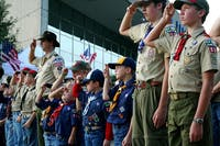 The Boy Scouts of America will now accept girls into the program. (Photo via Flickr Creative Commons user Steven Depolo)