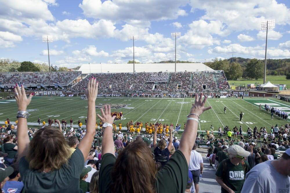 Ohio Athletics sees successful first season of stadium beer sales