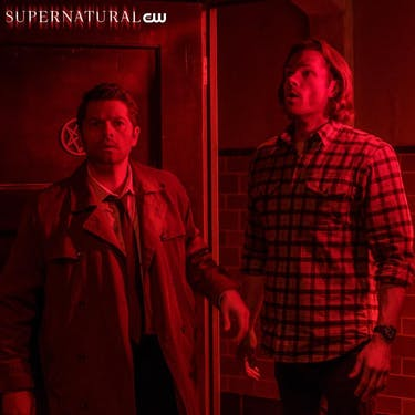 Catch up on what you might have missed during 'Supernatural' this week. (photo via @cw_supernatural Instagram)
