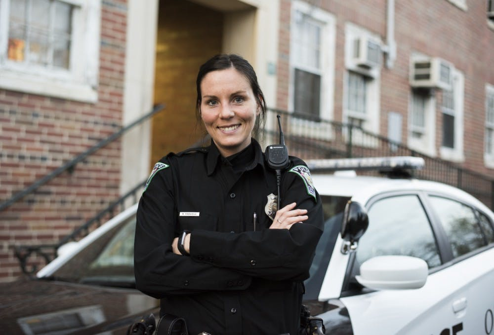 Meet OUPD's newest female officer