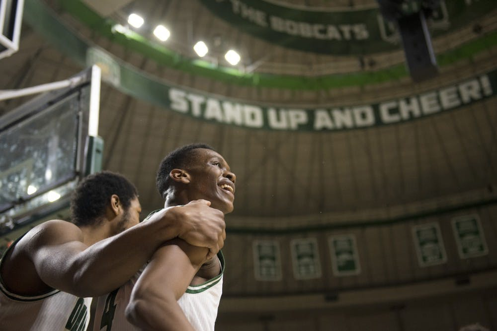 Men's Basketball: Ohio haunted by missed free throws in double-overtime loss to Central Michigan
