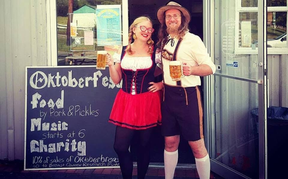 Local brewery brings German culture to Athens with a charitable twist for Oktoberfest