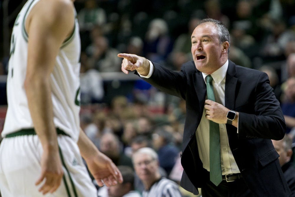 Men's Basketball: Ohio can't overcome M.A.C. Center woes in loss to Kent State