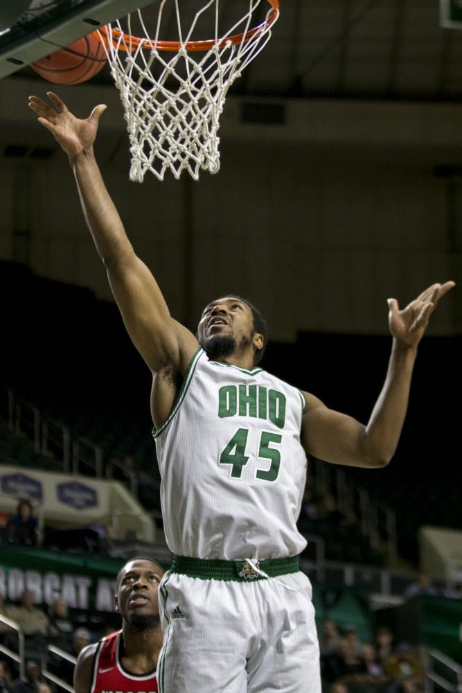 Men's Basketball: Amid skid, Ohio feels refreshed ahead of Tuesday's matchup with Akron