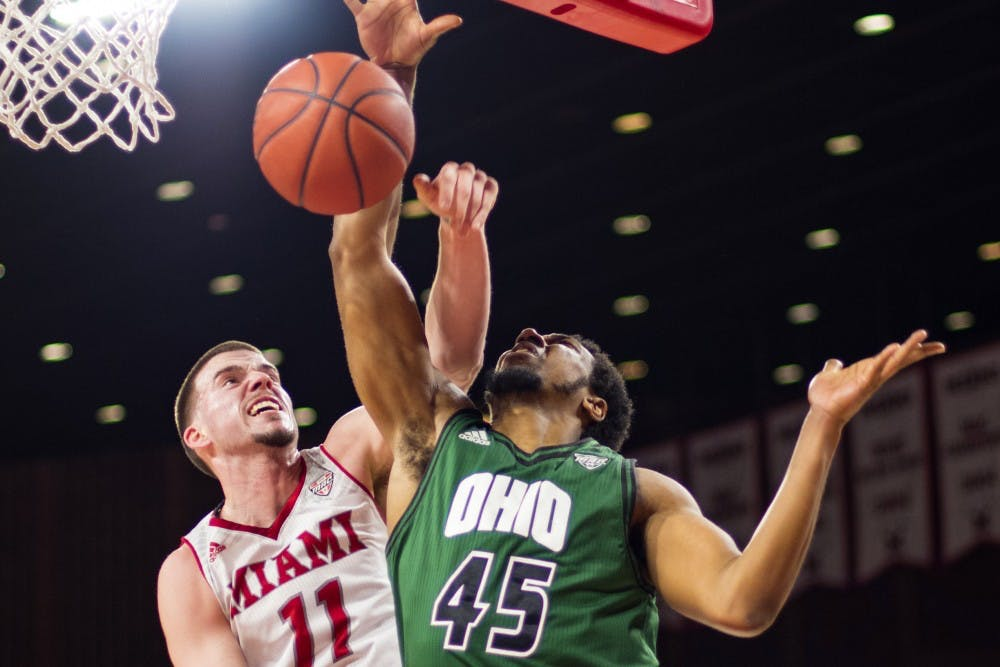 Men's Basketball: Bad first half dooms Ohio in 68-55 loss in first round of MAC Tournament