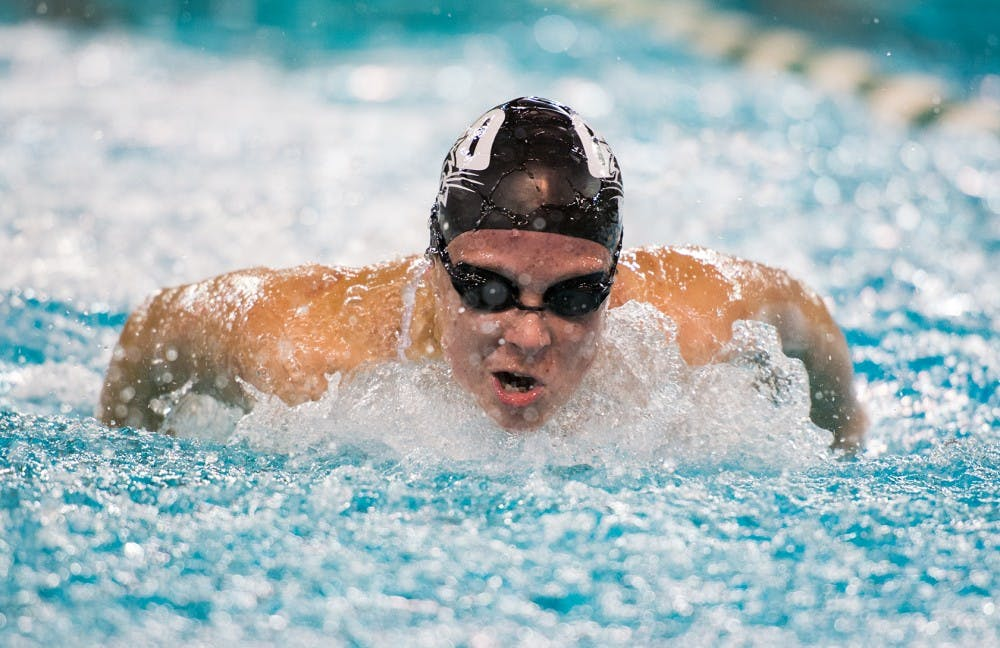 Swim & Dive: Prepping for the MAC Championships